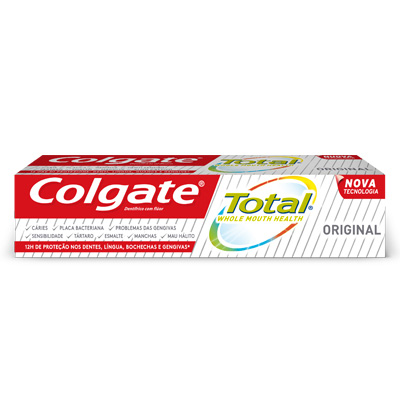 Dentífrico Colgate Total®
