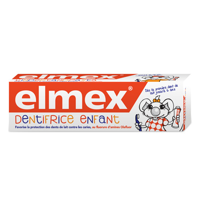 Dentífrico elmex kids
